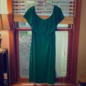 Lane Bryant size 18/20 Off the shoulder dress